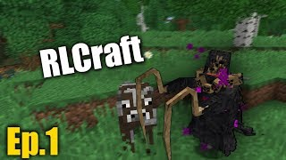 It's finally here... (RLCraft- Ep.1)