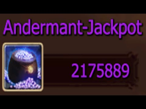 Drakensang Online ~ 2,2 Mio Andermant Jackpot