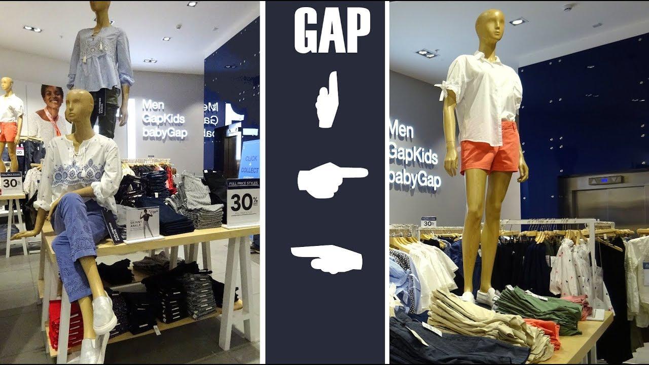 [VIDEO] - ? Gap Ladies Casual Wear Spring Summer 2018  | Walkthrough HD 1