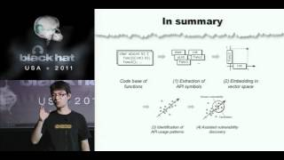 BlackHat 2011 - Vulnerability Extrapolation