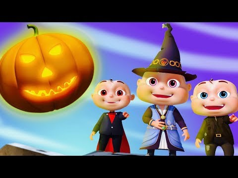 Thumbnail: Zool Babies Ghostbusters Episode (Halloween Special) | Zool Babies Series | Videogyan Kids Shows