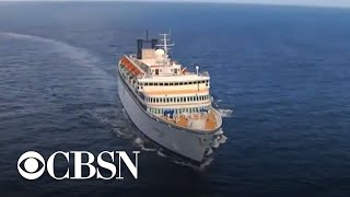 Cruise ship quarantined due to measles in St. Lucia