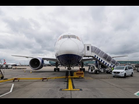 Tour Of The British Airways B787-8 Dreamliner | Business Traveller