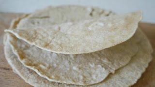 Мексиканская тортилья (лепёшка)
