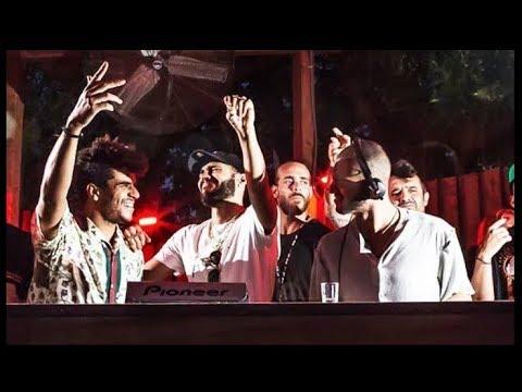 Jamie Jones b2b The Martinez Brothers Live @ Paradise Opening, DC10 Garden 21.06.2017