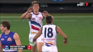Week One AFL Finals - Western Bulldogs v Adelaide Crows Highlights