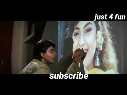 jaadu-teri-nazar-khusboo-tera-badan-kkkiran-_-sharukh-khan-best-acting-in-darr-srk
