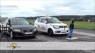 Amazing Suzuki ignis Crash Test