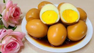 밥도둑 계란장조림 만들기 | 달걀장조림 | 간단한 요리…