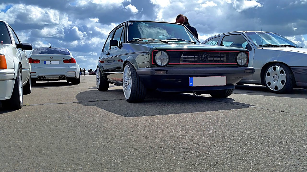 Golf 1 1 8t K04 K064 Tfsi Race Airport Werneuchen