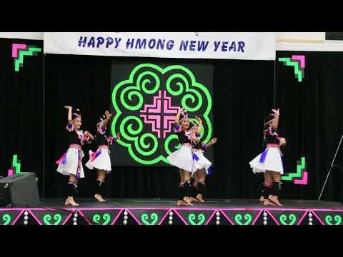 Wausau Hmong New Year 2017-2018 - Nkauj Hmoob Tshiab