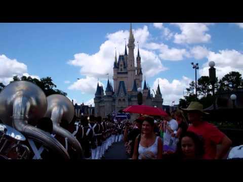 Whitehouse HS Band @ Disney World 2011