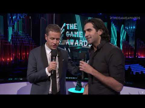 Full Josef Fares Interview from The Game Awards 2017