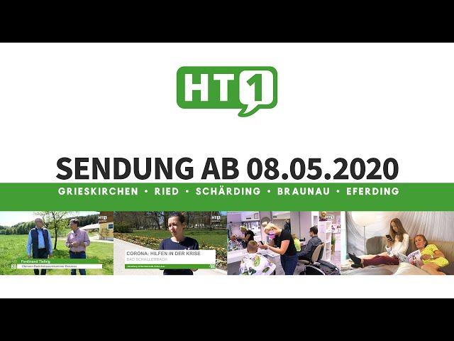 HT1 Sendung vom 08.05.2020 / Hausruck & Innviertel