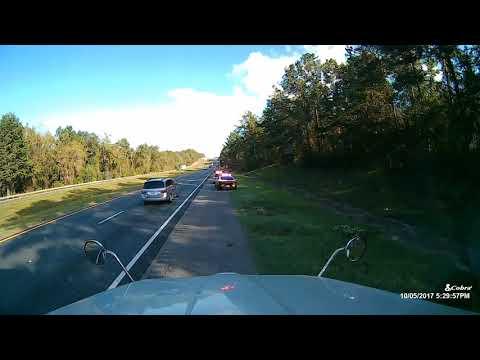 10-5-2017 Idiot FHP Trooper on I-10