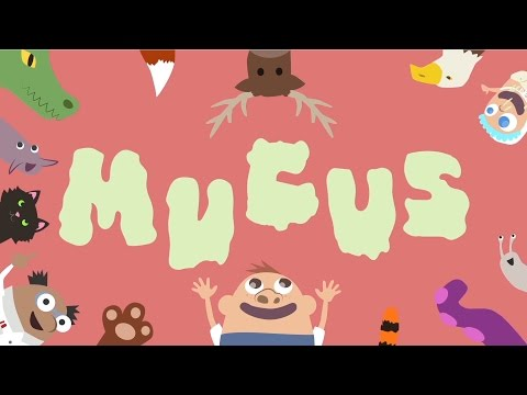 Mucus - Educational science explainer animation