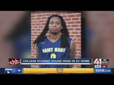 University of Saint Mary basketball player murdered in Kansas City home