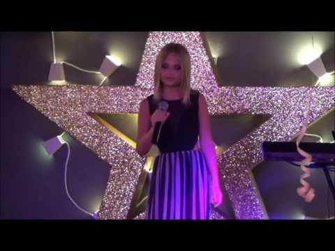 Алимова Варвара - Titanium Voice Kids 2017  MONACO KARAOKE