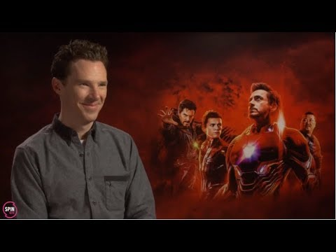 Avengers: Infinity War star, Benedict Cumberbatch Interview