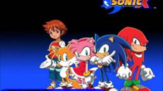 Sonic X: Theme Song With Lyrics