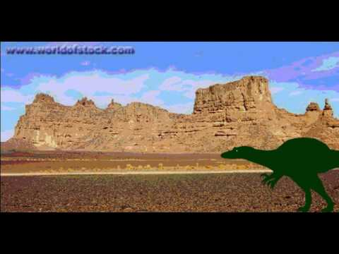 Cretaceous Fight Arena: Irritator vs Protoceratops