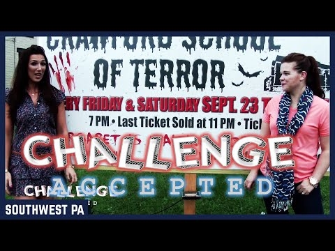Challenge Accepted: Crawford School of Terror