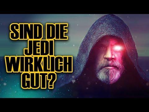 Download Youtube: Sind die Jedi wirklich die Guten?