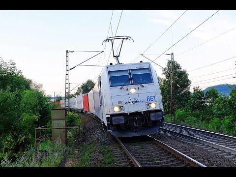 Führerstandsmitfahrt Gemünden - Frankfurt über Jossa - Elm - Hanau - Maintal