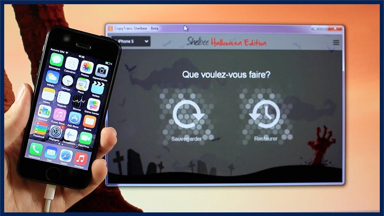 Comment Restaurer Iphone  Sans Itunes