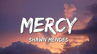 Shawn Mendes - Mercy (Lyrics)