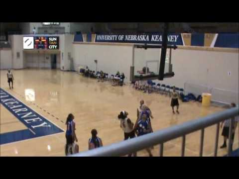 7/9/15 Nebraska Miss Basketball Tourney NCA vs CO Shining Stars