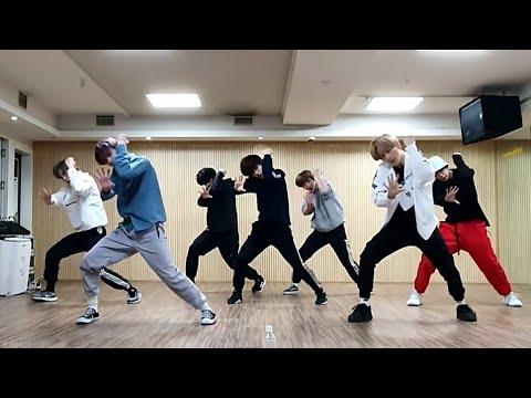 [VERIVERY - G.B.T.B] dance practice mirrored