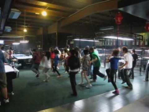 SYTYCD Flashmob @ Asia Cafe Subang