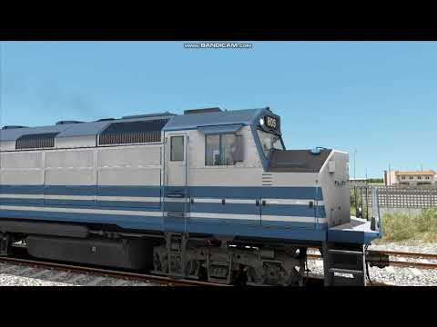 Train Simulator F40PHL StartUp And K5LA Train Horn Show |