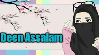 Deen assalam (animasi lirik)
