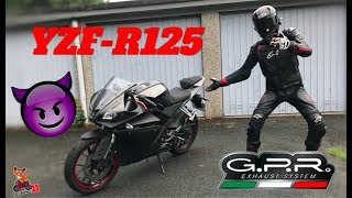 YZF-R125 : PRÉSENTATION COMPLÈTE ET DÉTAILLÉE !