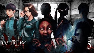 White Day: A Labyrinth Named School || Gameplay Walkthrough - El Secreto en el Piano - Parte 5 화이트데이