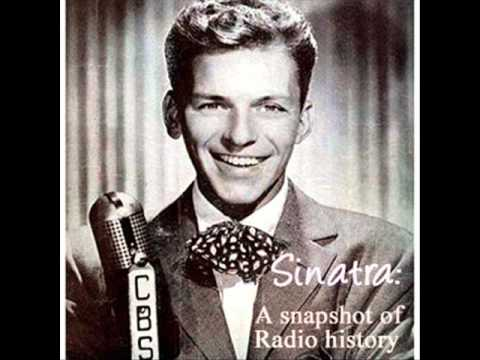Sinatra: That Old Black Magic New Years Eve 1943 radio broadcast