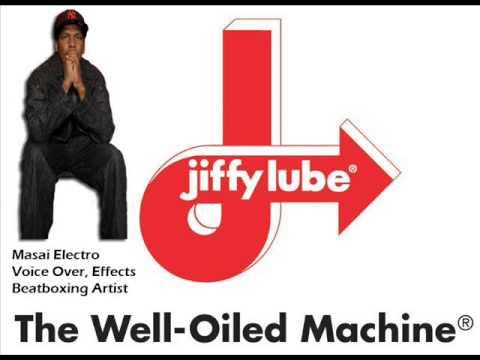 Masai Electro Jiffy Lube Radio Spot
