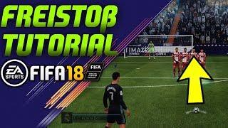 FIFA 18: Freistoß Tutorial ! So erzielt ihr Tore per Freistoß