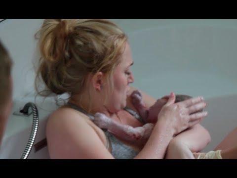 Мои роды. Партнерские роды. Видео из роддома. Беременность с Олант.