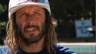 Tony Alva talks pool skating