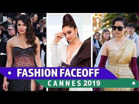 Cannes 2019: Fashion Faceoff | Deepika Padukone vs Priyanka Chopra vs Kangana Ranaut