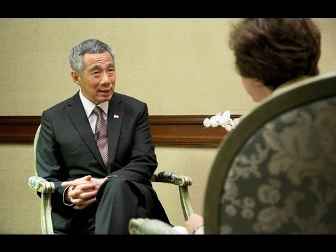 Politico's Interview with PM Lee
