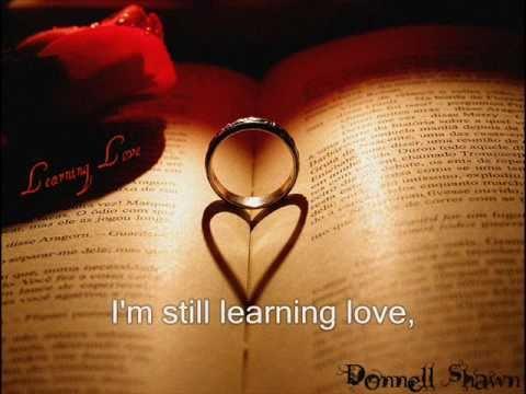 Learning Love - Donnell Shawn + Lyrics+DL+Lyrics On Screen