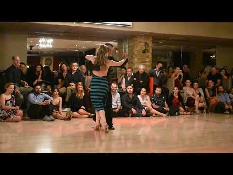 Carolina Bonaventura & Fabian Ballejos -Ella Es Así - Athens 13/10/2017