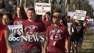 Florida high school students prepare to go back to