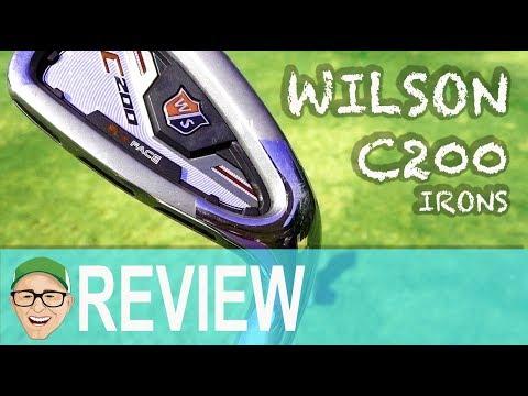 Wilson C200 Iron Review
