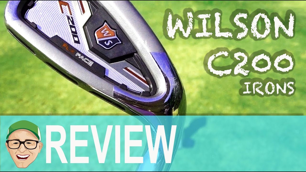 wilson  iron review youtube