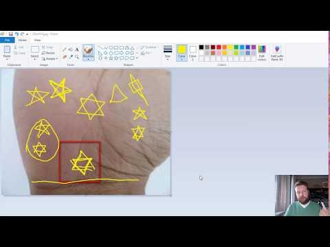 Что означает Звезда Давида на руке? Хиромантия